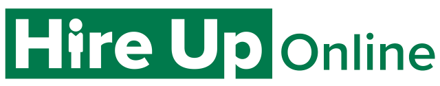 Hire Up logo